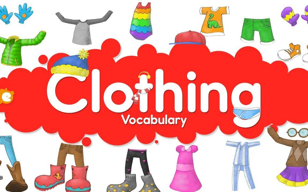Clothes (1º Primaria)
